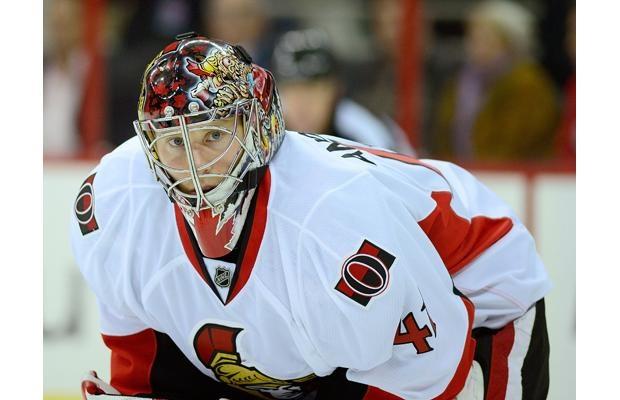 Craig Anderson, Ottawa Senators