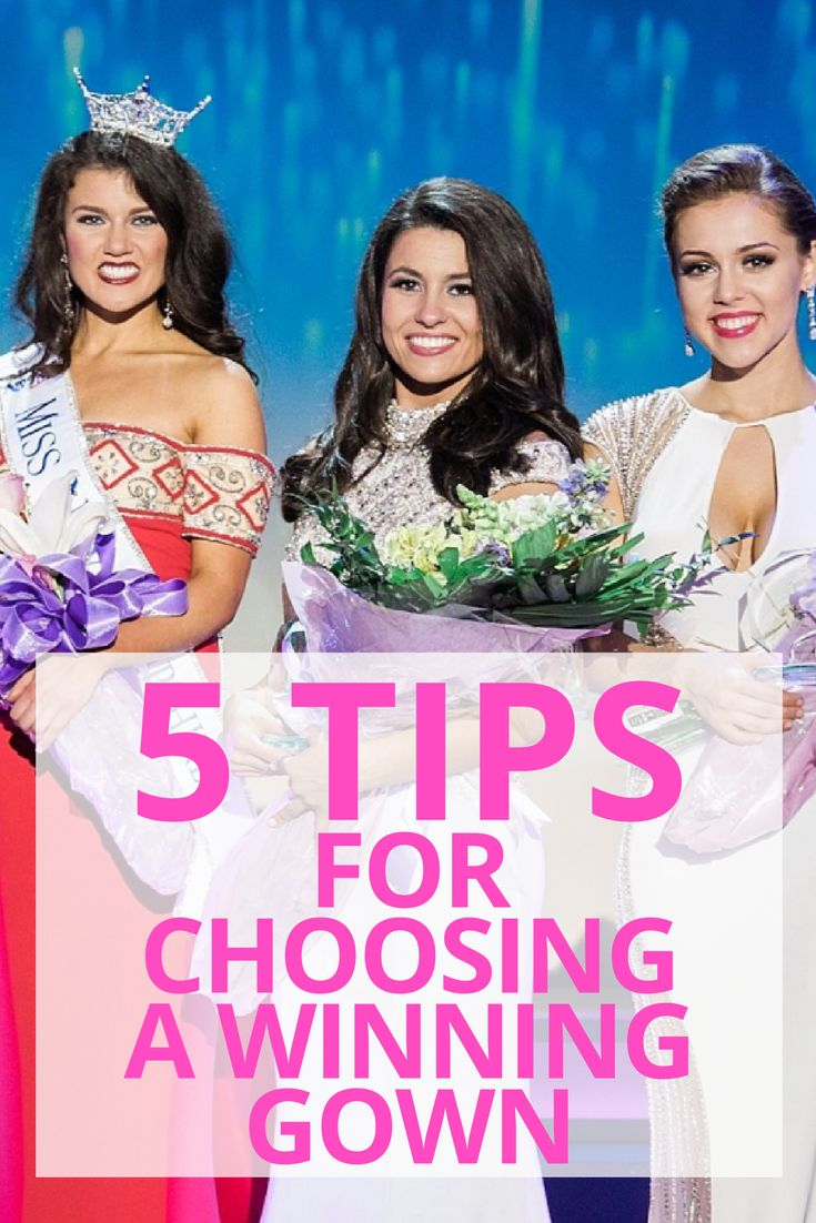 Choosing your pageant gowns is one of the most exciting responsibilities of preparing for a pageant. However, it can get very expensive and time-consuming, so I've compiled a few tips for you before you start your search for the perfect gown. Read more at ThePageantPlanet.com