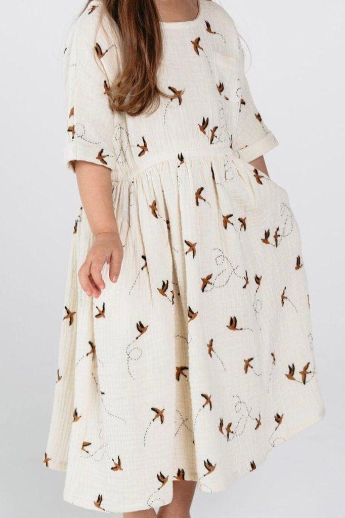 bf3eb04aa88d Rylee + Cru Mini Sparrow Kat Dress