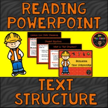 Text Structure is such a hard concept for teachers to get students to understand, but it plays such a huge role in the Common Core Standards and the Language Arts Florida Standards. When students understand what Text Structure is, it makes a huge difference in their