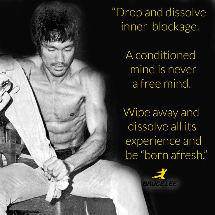 Bien connu 332 best Bruce Lee Quotes images on Pinterest | Bruce lee quotes  LJ27