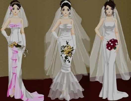 Bride Online Games 75