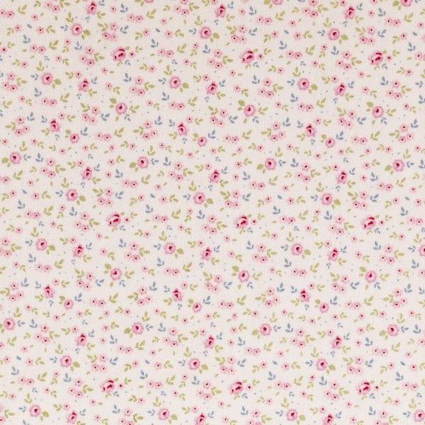 Tilda Country Escape Fabric - Stine White - Tilda Crafts - Sewing Stitch Craft Create