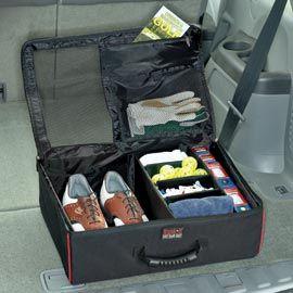 Trunk It Golf Organizer, Car Trunk Organizer, Golfing | Solutions. Good idea