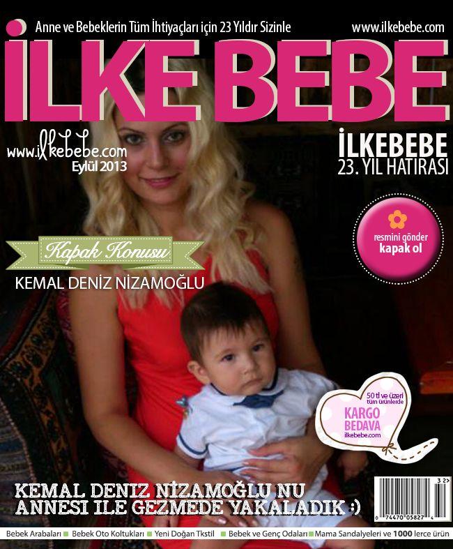 Bebeğinizin resmini gönderin kapak yapalım :) Dergi kapakları İLKE BEBE ailesi üyeleri için tasarlanmış 1 er adet grafik çalışmadan oluşmaktadır. www.ilkebebe.com - https://www.facebook.com/ilkebebe