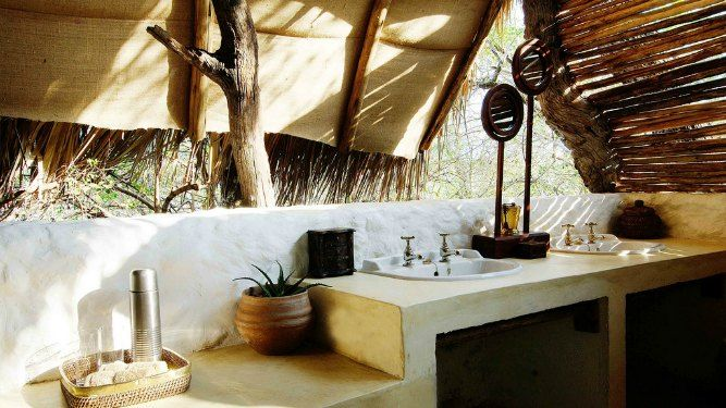 Sand Rivers, Selous - TANZANIA. http://www.go2africa.com/accommodation/2991