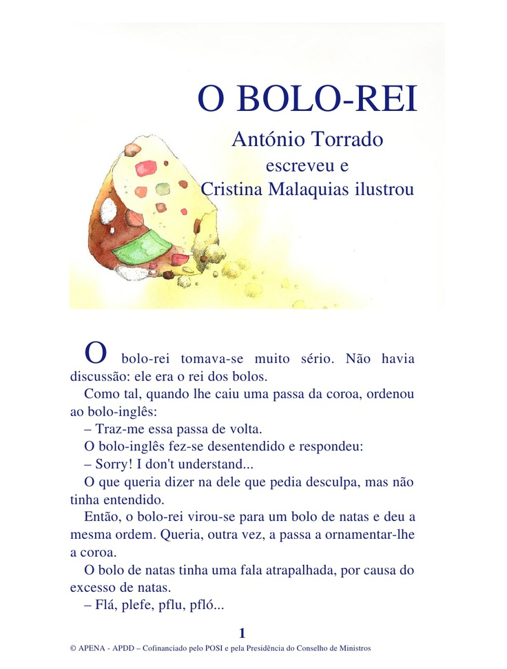 bolo-rei-antonio-torrado by ademoliveira via Slideshare