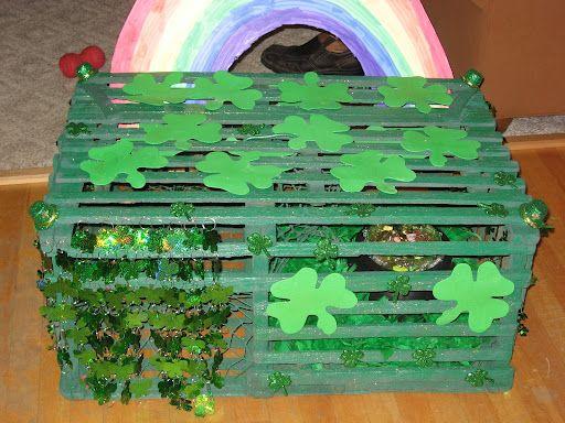 Leprechaun Traps | St. Patrick's Day | Pinterest