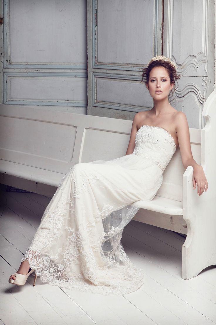Sound of music wedding dress   best The Bridal Board uc images on Pinterest  Wedding dress
