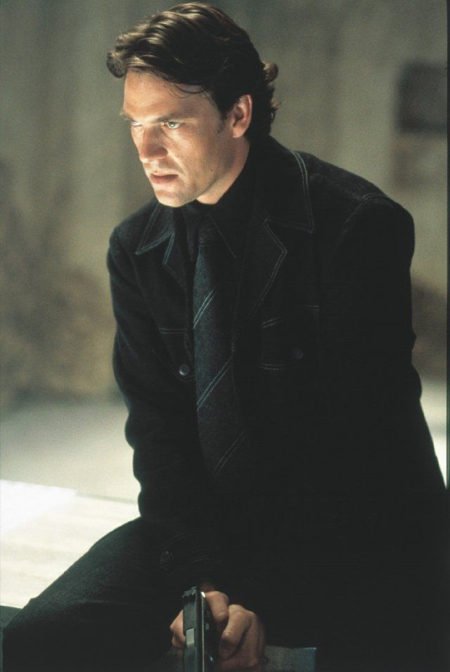 Dougray Scott in Mission: Impossible II (2000) by John Woo.