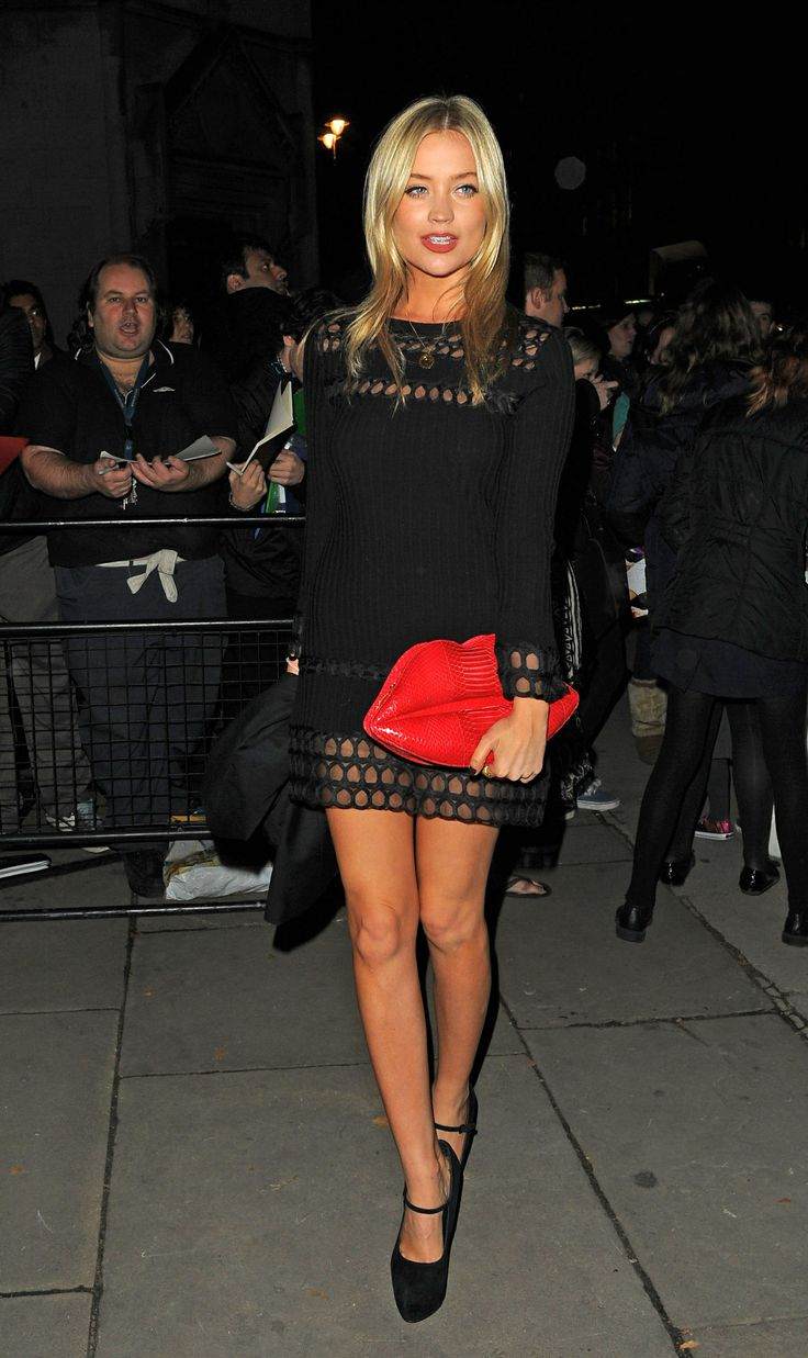 The amazing .. Laura Whitmore
