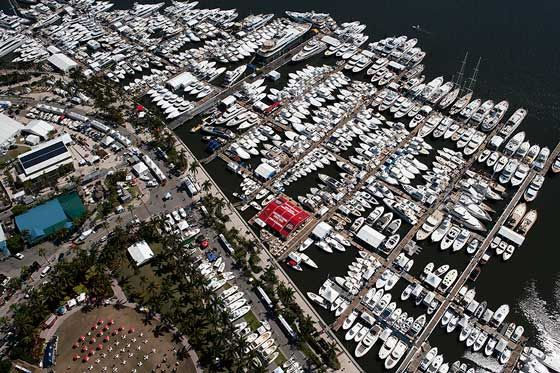 Palm Beach International Boat Show 2015. Check us out! Booth 515&516