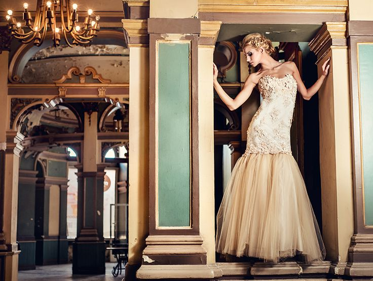 Lany's spring-summer 2013  Photography: Luciana Varga Model: Cristina Oltean Designer: Ioana Onaca