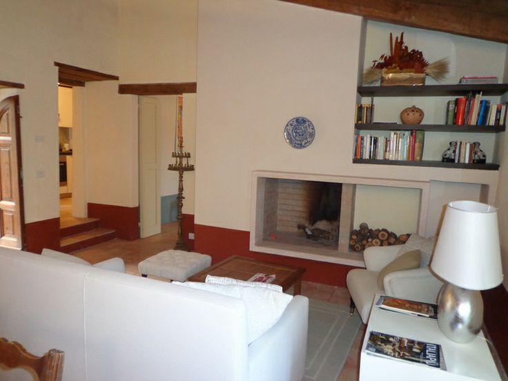 Borgo Castello di Postignano - Einblick in eins der 58 Apartments
