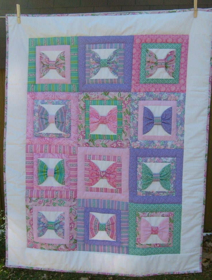 Bow quilt   '12