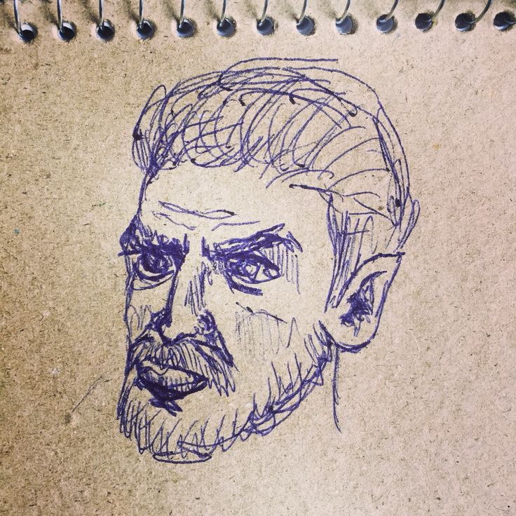 2 minute sketch #sketch #illustration #art #face