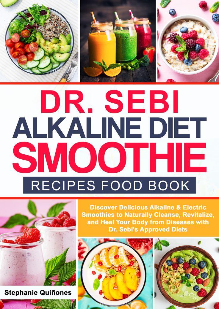 Dr sebi alkaline diet smoothie recipes by stephanie