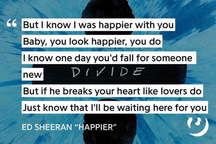 https://genius.com/Ed-sheeran-happier-lyrics