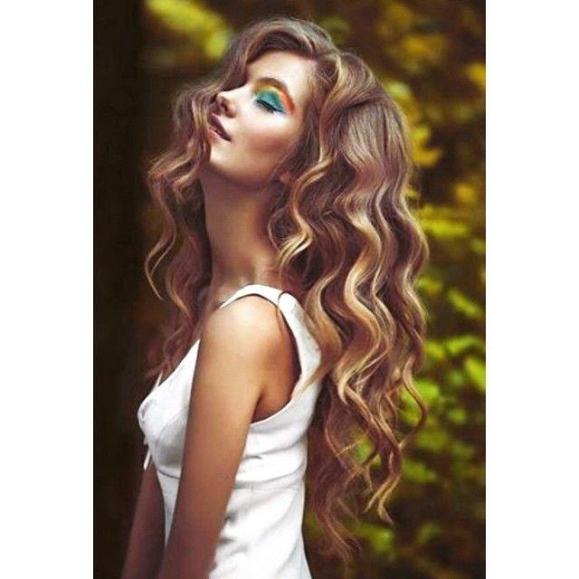 #LongHair Ideas -  Long #HairStyles #hairstyles with #growme shampoo