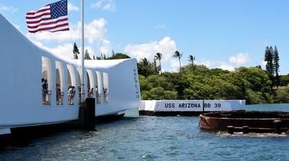 Resting on the murky ocean floor of Pearl Harbor is the USS Arizona, one of the most sacred war graves known in the world. When the seasoned battleship was destroyed by a surprise Japanese attack 75 years ago in Pearl Harbor, over a thousand men aboard the ship lost their lives in a blink of an eye.   Almost half of the total casualties from Pearl Harbor occurred on the Arizona alone. Few at that time understood how such a terrible tragedy could happen. America was forever changed by the…