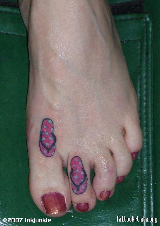 Tattoos with flip flop | Flip Flop Tattoo Aimgirl Forum