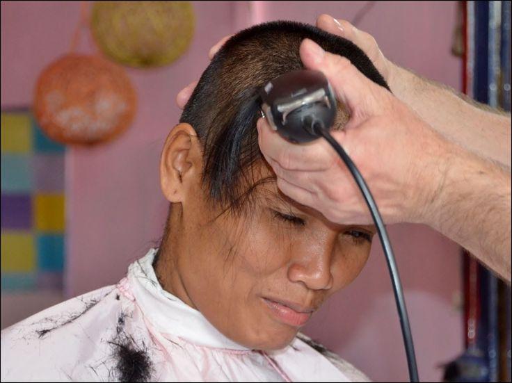 Womens Military Haircuts