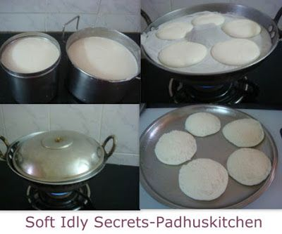 How to make soft idli-idli recipe