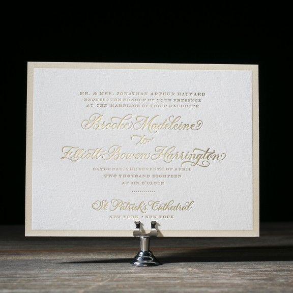 101 best formal elegant wedding invitations images on pinterest designed by amy graham stigler chatsworth letterpress wedding invitations have a formal vintage feel with vintage floral envelope liners adding charm stopboris Images