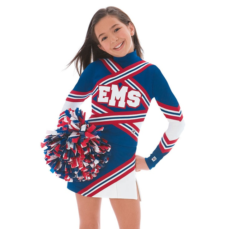 Fast Pax Uniforms by Cheerleading Company