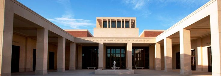 The George W. Bush Presidential Library and Museum, Dallas, Texas, May 14, 2013.