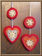 Ravelry: Springtime in my Heart pattern by Daniela Herbertz