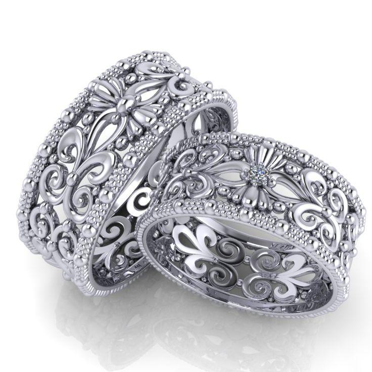 Обручальные кольца ERS35