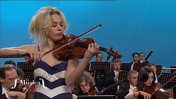 Mendelssohn Violin Concerto - Anna Tifu