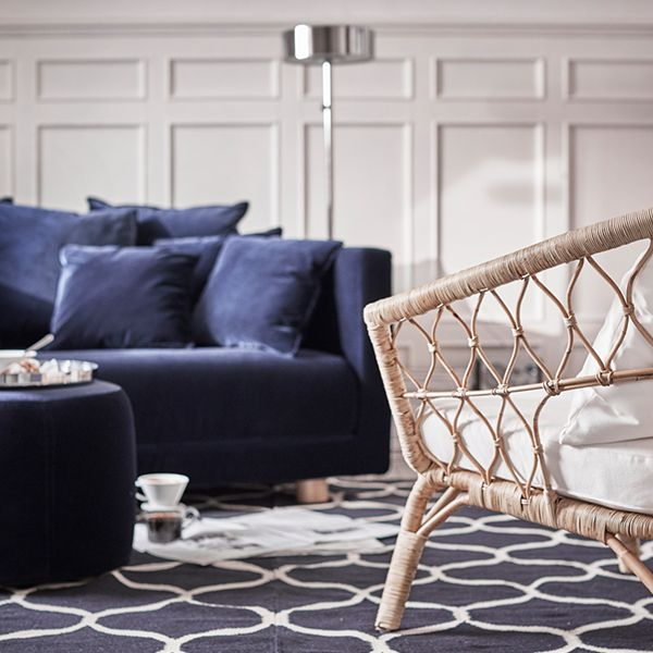 Discover a stunning collection of modern furniture online at IKEA UAE. The IKEA Store has a huge variety of modern furniture for living, dining and bedroom. Visit Now!