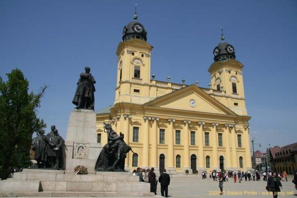 Great Church (Nagytemplom) - Debrecen, Hungary