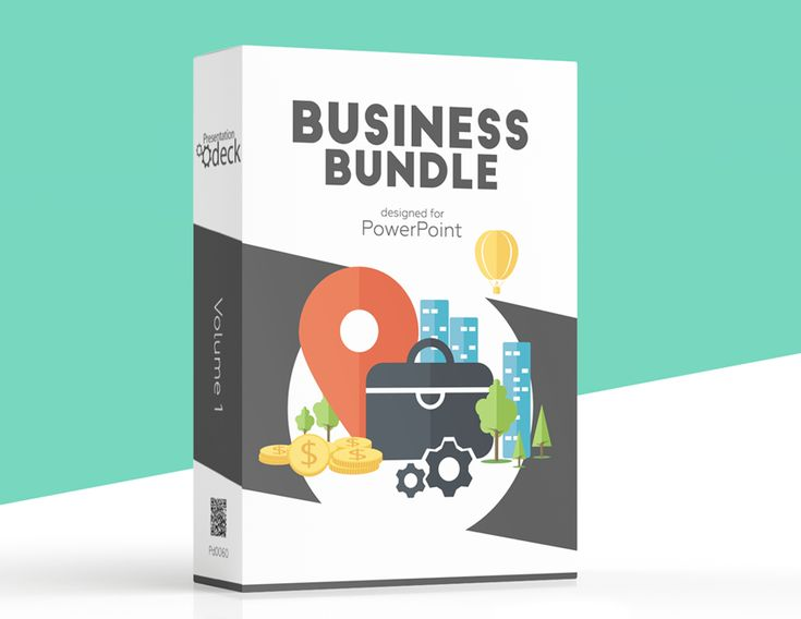 Business PowerPoint Bundle - Announcing the business bundle that include 12 PowerPoint templates ready to use! Buy now and get 3 bonus templates. This bundle have a shop value of 282$ and you save 73%! #powerpoint #bundle #powerpoint_templates #presentations