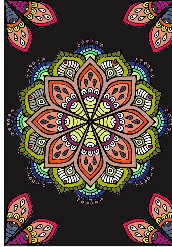 Michael OMara Books Is The Leading Publisher Of Adult Colouring In UK Specialising Beautifully Illustrated And Quirky Art