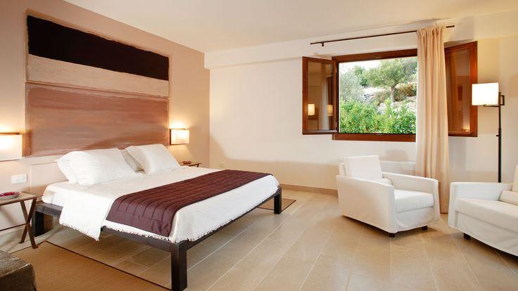 Superior room at Relais Parco Cavalonga, Sicily