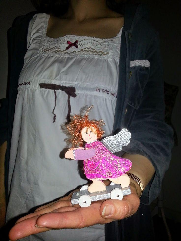MollyRose'n'Honey: Garcia, Odd Molly og mascotten