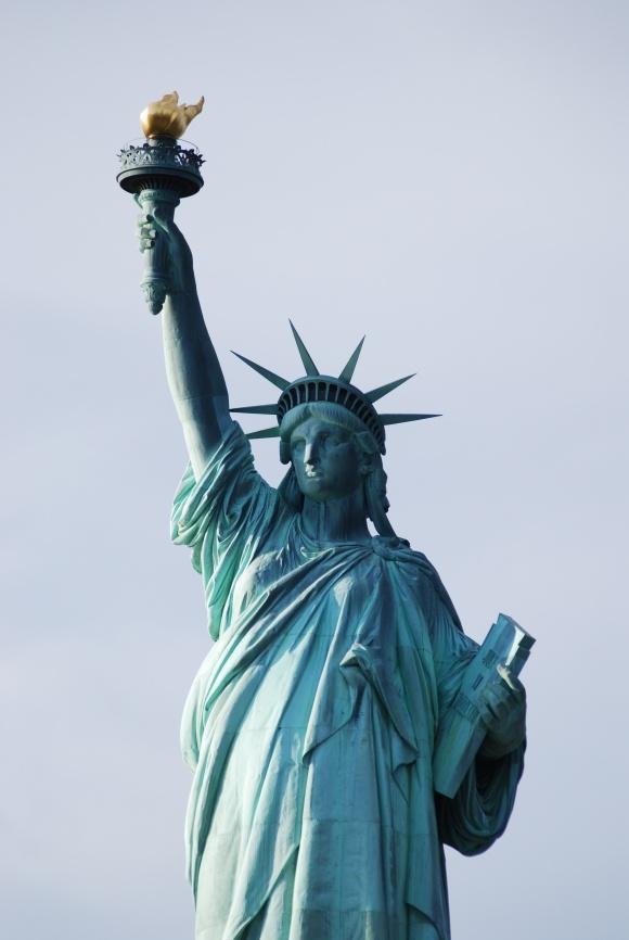 Statue of Liberty (Nikon D40x - Sigma 70-300mm)