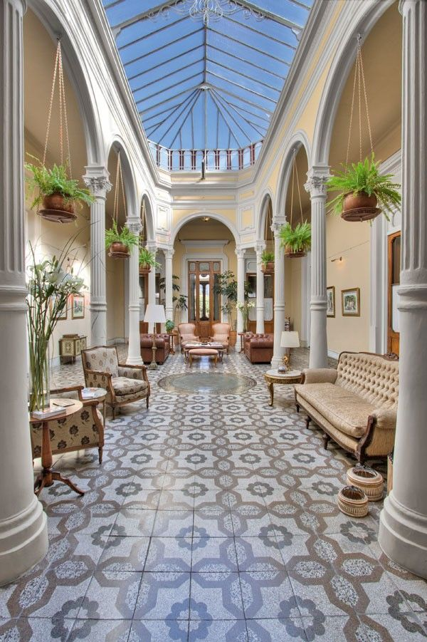 Hotel Del Casco, San Isidro - Buenos Aires, Argentina..