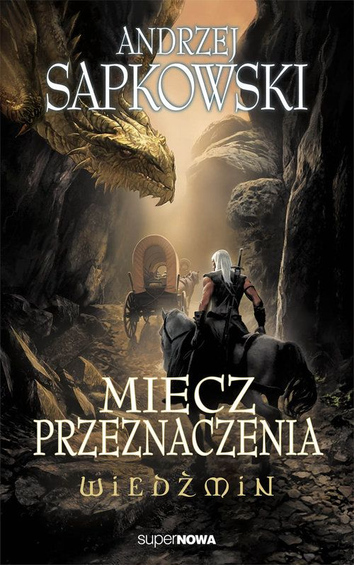 Thr Witcher-Sword of Destiny by Andrzej Sapkowski. Collection of short stories on which the game is based on. My personal favourite of all the books in the series.