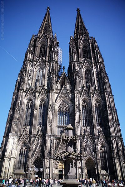 Colonge Germany Cathedral