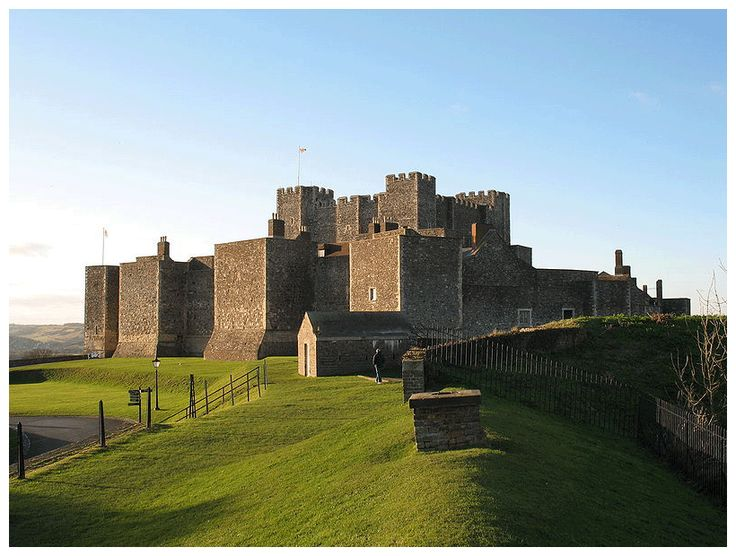 Dover Castle, England, where Briana and Hamish have to retrieve an Elixir Ingredient from the ghosts of WWII soldiers.