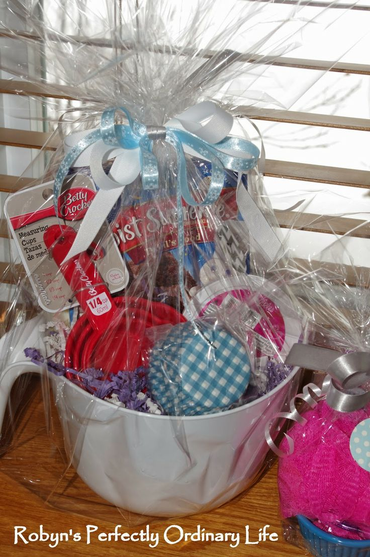 25+ unique Baking gift baskets ideas on Pinterest Movie ...