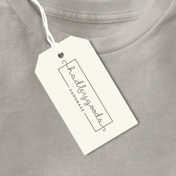 Best 25+ Clothing Tags Ideas On Pinterest | Clothing Labels, Tag