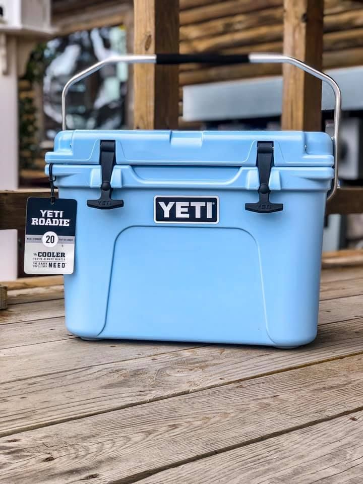 Yeti Roadie 24 Yeti Roadie Blue Yeti Cooler Yeti Cooler