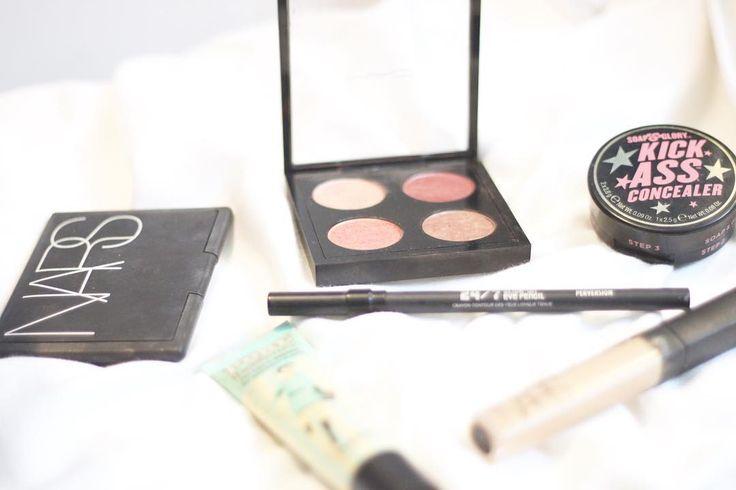 Some essentials from today's makeup face.  #fotd #makeupoftheday #makeuplover #makeupobssesed #beautygram #wakeupandmakeup #beautyblogger #indianbeautyblogger #beautyblog #instamakeup #beautybabes #igbeauty #slave2makeup #beautytalk #potd #bloggergirl #bloggerbabes #instamakeup #flashesofdelighit #photosinbetween #thatsdarling #itsthelittlethings #darlingmovement #igdaily #theeverygirl #petitejoys #howyouglow  #flatlayoftheday #blogsociety #slaytheflatlay