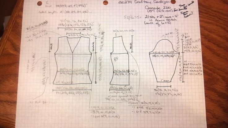 Drawing Knitting Schematics : Best images about sweater schematics on pinterest