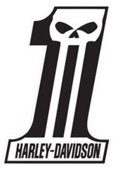 FREE Dark Custom Harley Davidson Sticker on http://hunt4freebies.com